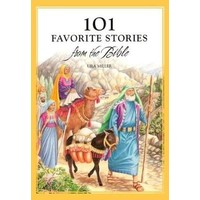 101 FAVORITE STORIES FROM THE BIBLE by URA MILLER