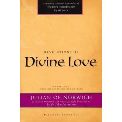 JULIAN OF NORWICH REVELATIONS OF DIVINE LOVE by  JULIAN OF NORWICH