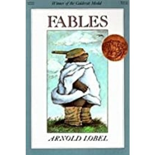 LOBEL, ARNOLD FABLES by ARNOLD LOBEL