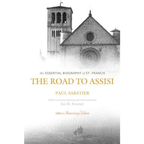 SABATIER, PAUL ROAD TO ASSISI by PAUL SABATIER