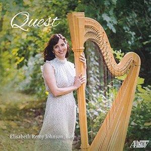 JOHNSON, ELIZABETH REMY QUEST by ELISABETH REMY JOHNSON