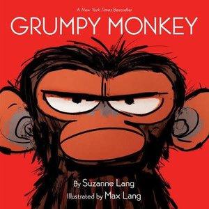 LANG, SUZANNE GRUMPY MONKEY by SUZANNE LANG