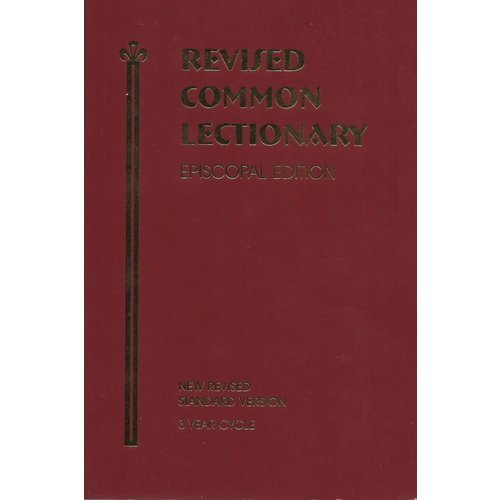 REVISED COMMON LECTIONARY EPISCOPAL