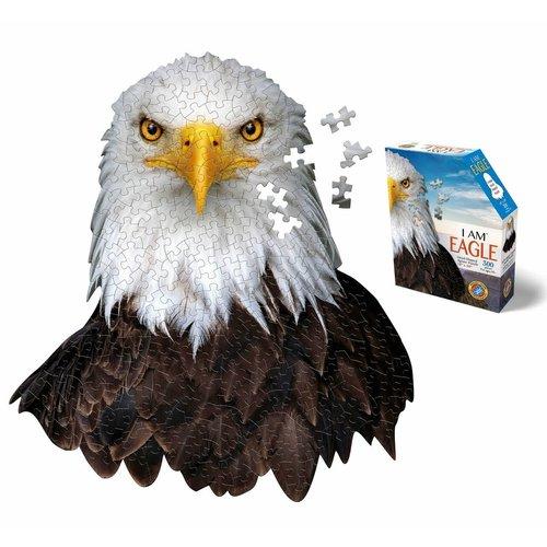 MADD CAPP 300 Piece Puzzle I AM EAGLE