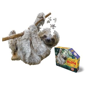MADD CAPP 100 Piece POSTER Puzzle IM A LIL SLOTH