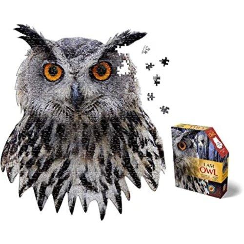 MADD CAPP 550 Piece Puzzle I AM OWL