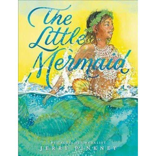 Little Mermaid by JERRY PINKNEY