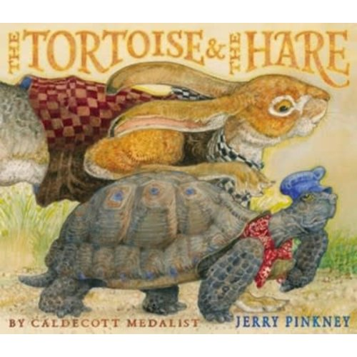 PINKNEY, JERRY TORTOISE AND THE HARE by JERRY PINKNEY