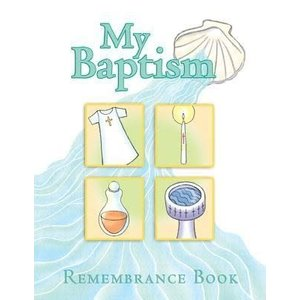 My Baptism Remembrance Book by MARY MARTHA MOSS