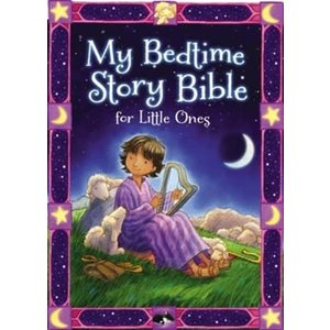 My Bedtime Story Bible for Little Ones Boardbook by JEAN E. SYSWERDA