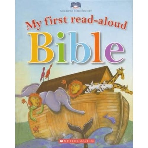 My First Read Aloud Bible by BATCHELOR & BOSHOFF