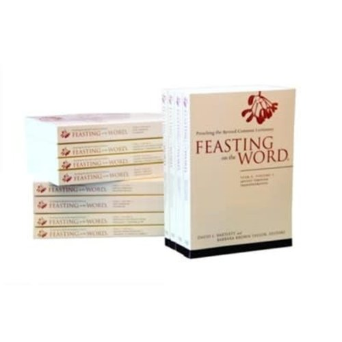 FEASTING ON THE WORD - COMPLETE 12- VOLUME SET