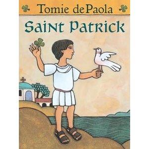 Saint Patrick by TOMIE DEPAOLA