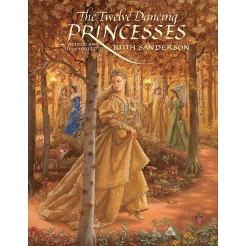 Twelve Dancing Princesses by RUTH SANDERSON