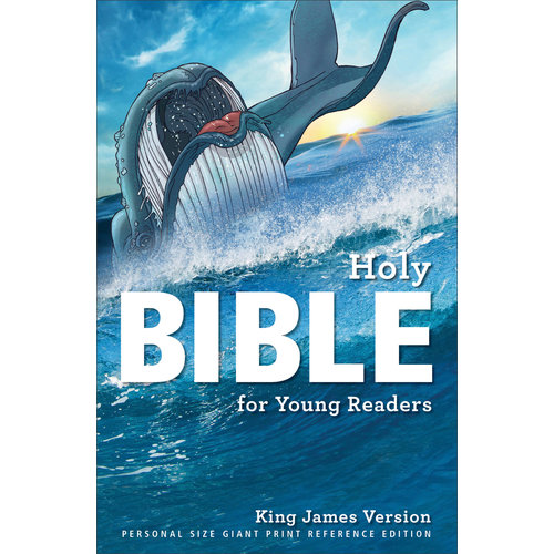 KJV Bible for Young Readers Hardcover