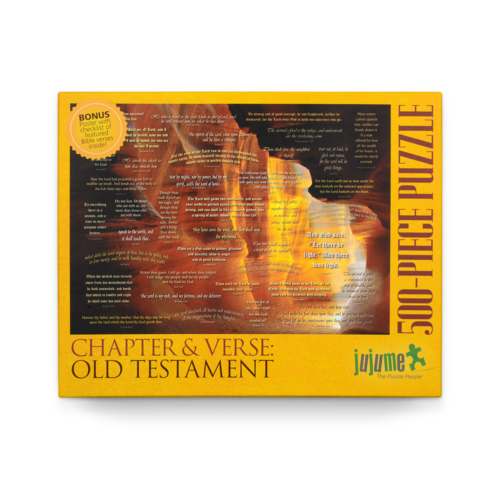 Chapter & Verse: Old Testament Puzzle