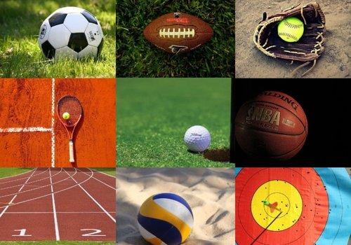 Sports Pendants/Jewelry