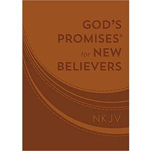 NELSON, THOMAS God's Promises for New Believers, NKJV