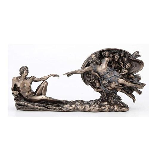 Unicorn Studios Bronze Statue of Genesis