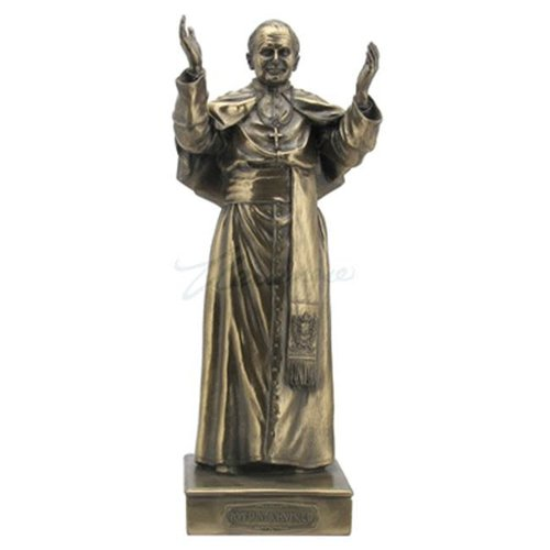 studio collection Bronze Saint John Paul II