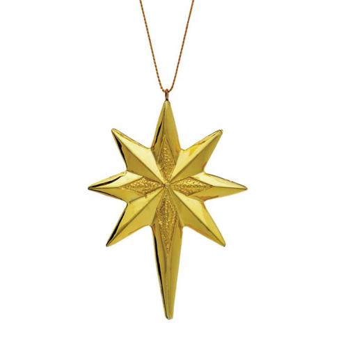 Three Kings Gifts Star of Bethlehem Ornament
