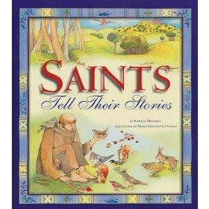 MITCHELL, PATRICIA Saints Tell Their Stories