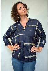 Cassandra Harper Batwing Shirt