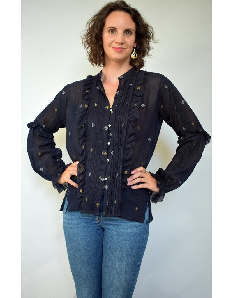 Cassandra Harper Saffron Shirt