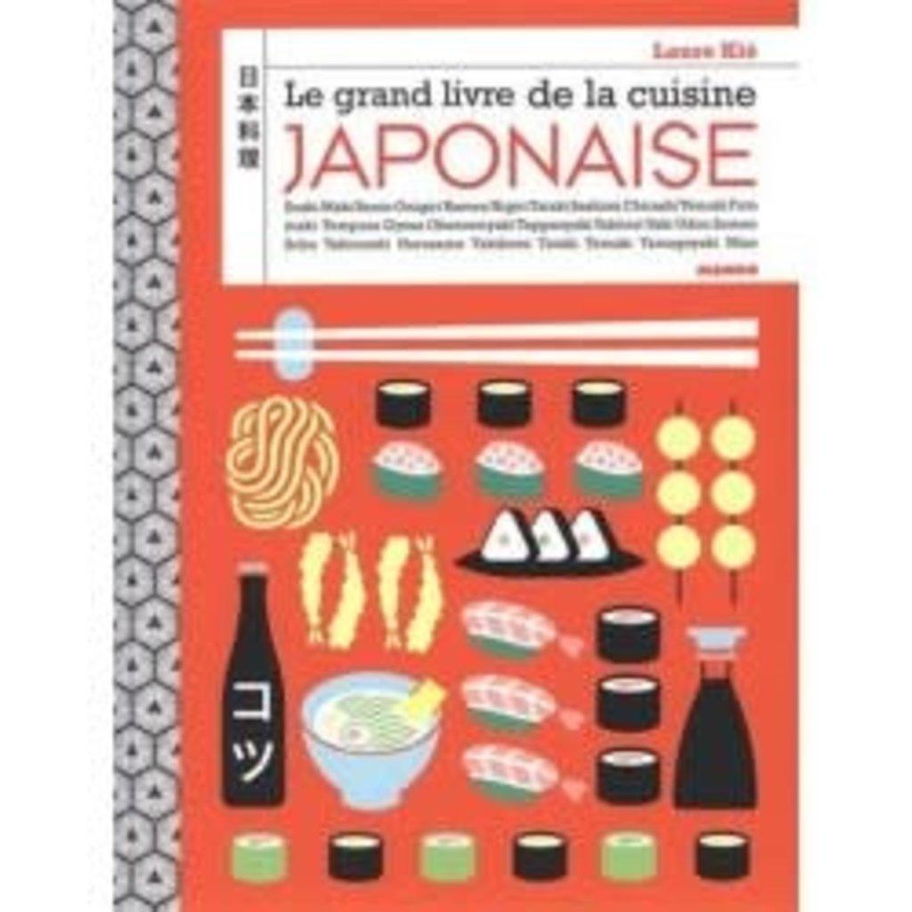 Book - Le Grand Livre de la cuisine Japonaise (FR)