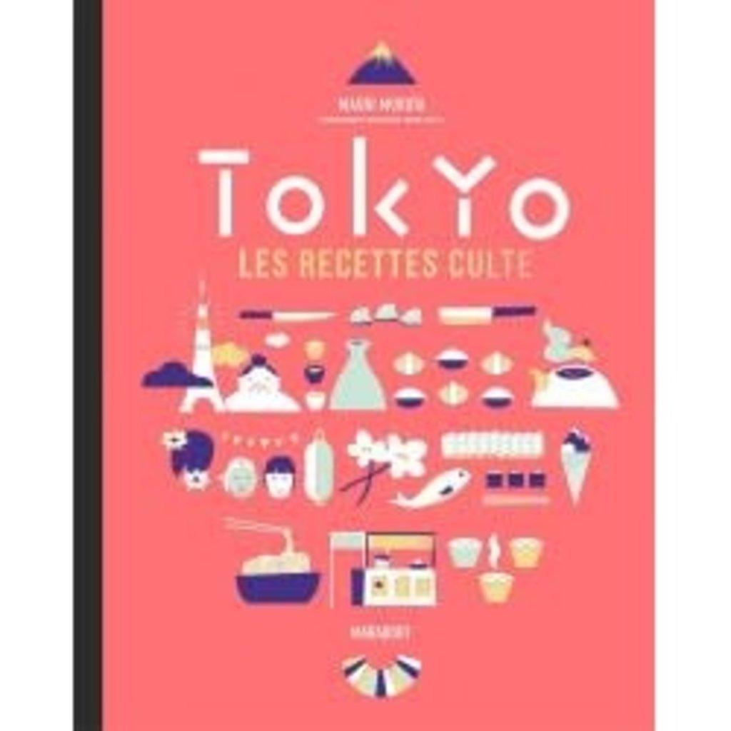 Book - Tokyo les recettes cultes (FR)