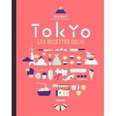 Livre - Tokyo les recettes cultes (FR)