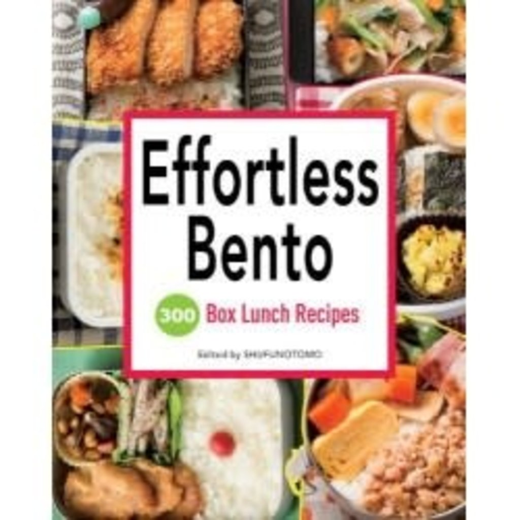 Book - Effortless Bento