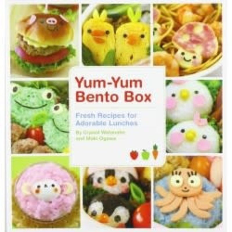 Book - Yum-Yum Bento Box: Fresh Recipes for Adorable Lunches
