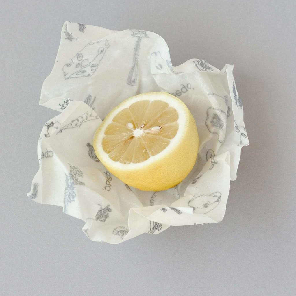 Abeego Abeego - Beeswax Food Wraps - Small
