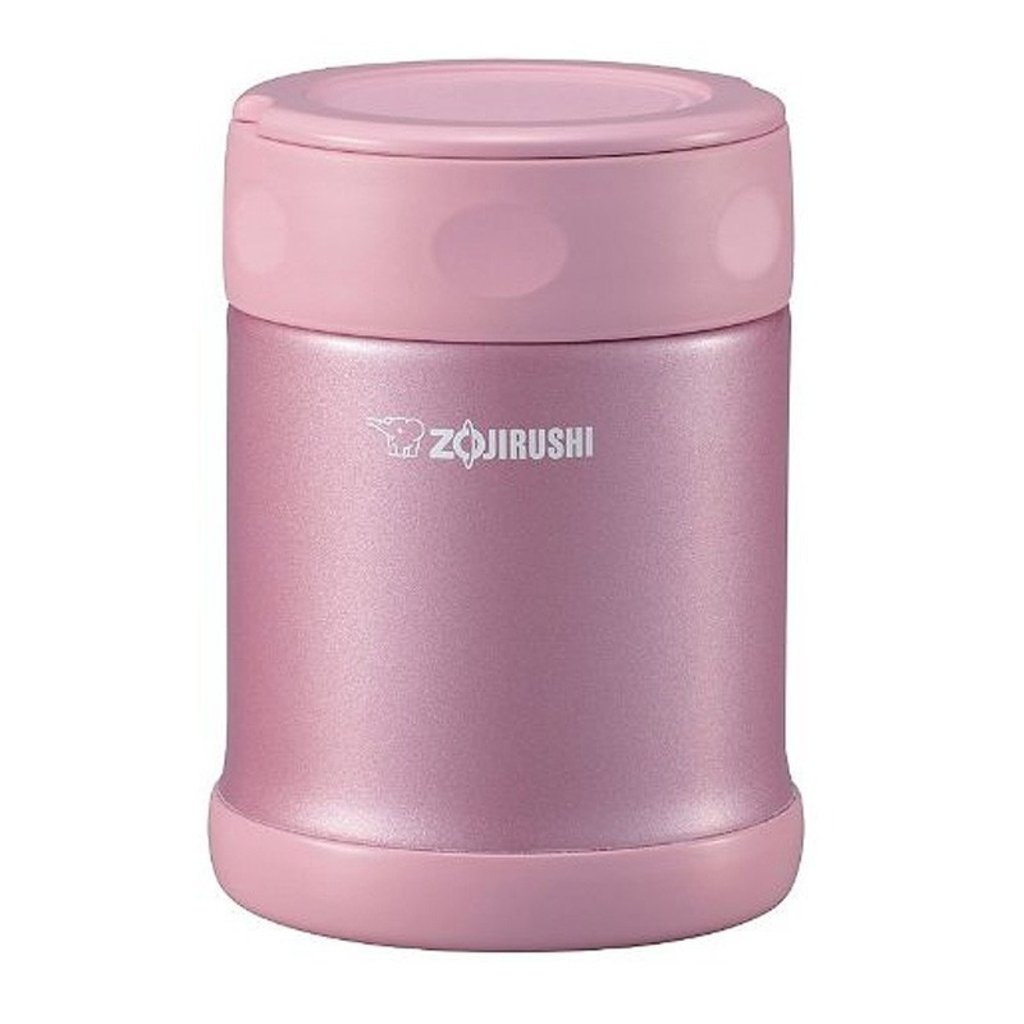 Zojirushi Zojirushi - Insulated Thermos Stainless Steel Food Jar - 0.35L