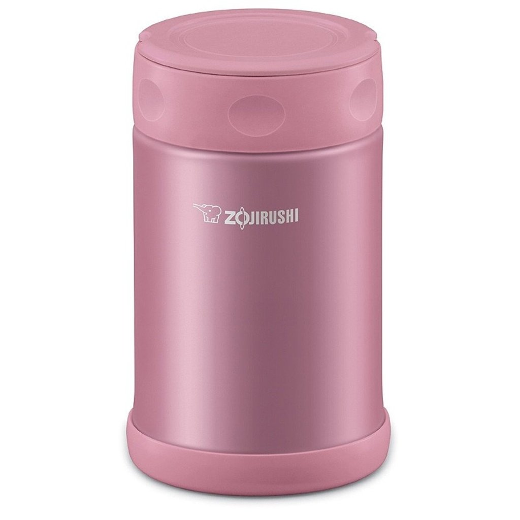 Zojirushi Zojirushi - Insulated Thermos Stainless Steel Food Jar - 0.5L