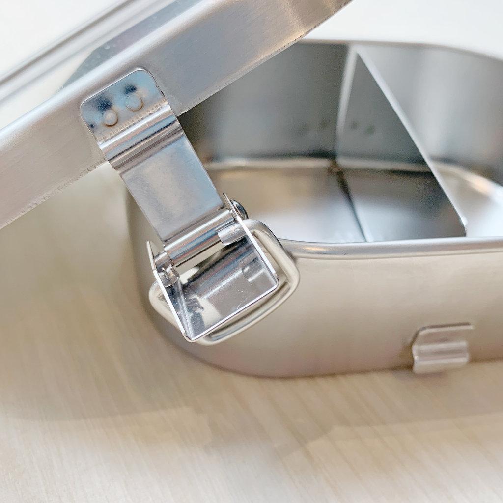 Aizawa Aizawa - Stainless Steel Bento Box - 360ml