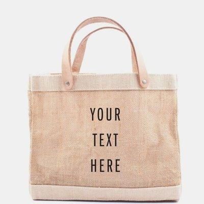 Apolis Apolis - Jute Market / Lunch Bag