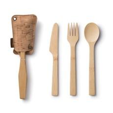 Bambu Bambu - Organic Bamboo Utensil Set