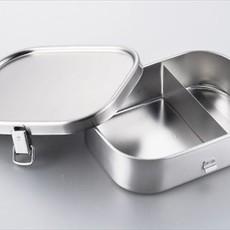 Aizawa Aizawa - Boîte à Bento Inox - 670ml Carré