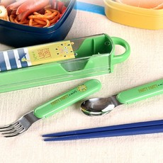 Bisque Bisque - Animo Kids Cutlery Set