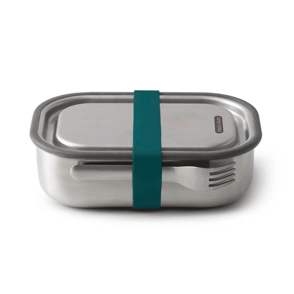 Black & Blum Black & Blum - Stainless Steel Lunch Box Large