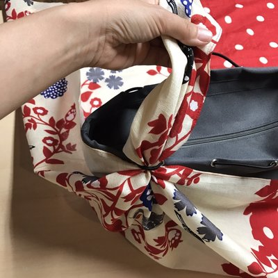 Uoak Sac-en-sac pour Furoshiki de UOAK - Petit