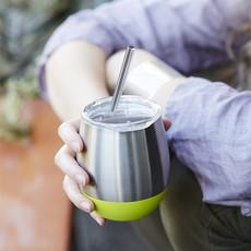 U Konserve Drink - U Konserve - Mini paille en acier inoxydable - jeu de 4