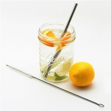 U Konserve Drink - U Konserve - Stainless Steel Straw + Brush Set