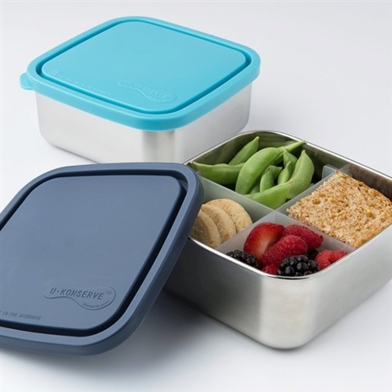 U Konserve U Konserve - Stainless Steel Leakproof Divided To-Go Container