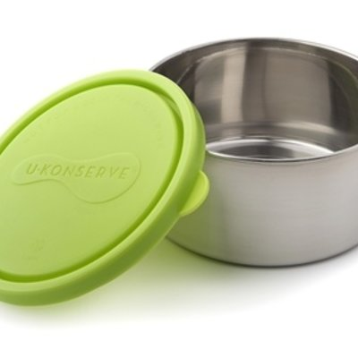 U Konserve U Konserve - Stainless Steel Leak Proof Round Container Medium