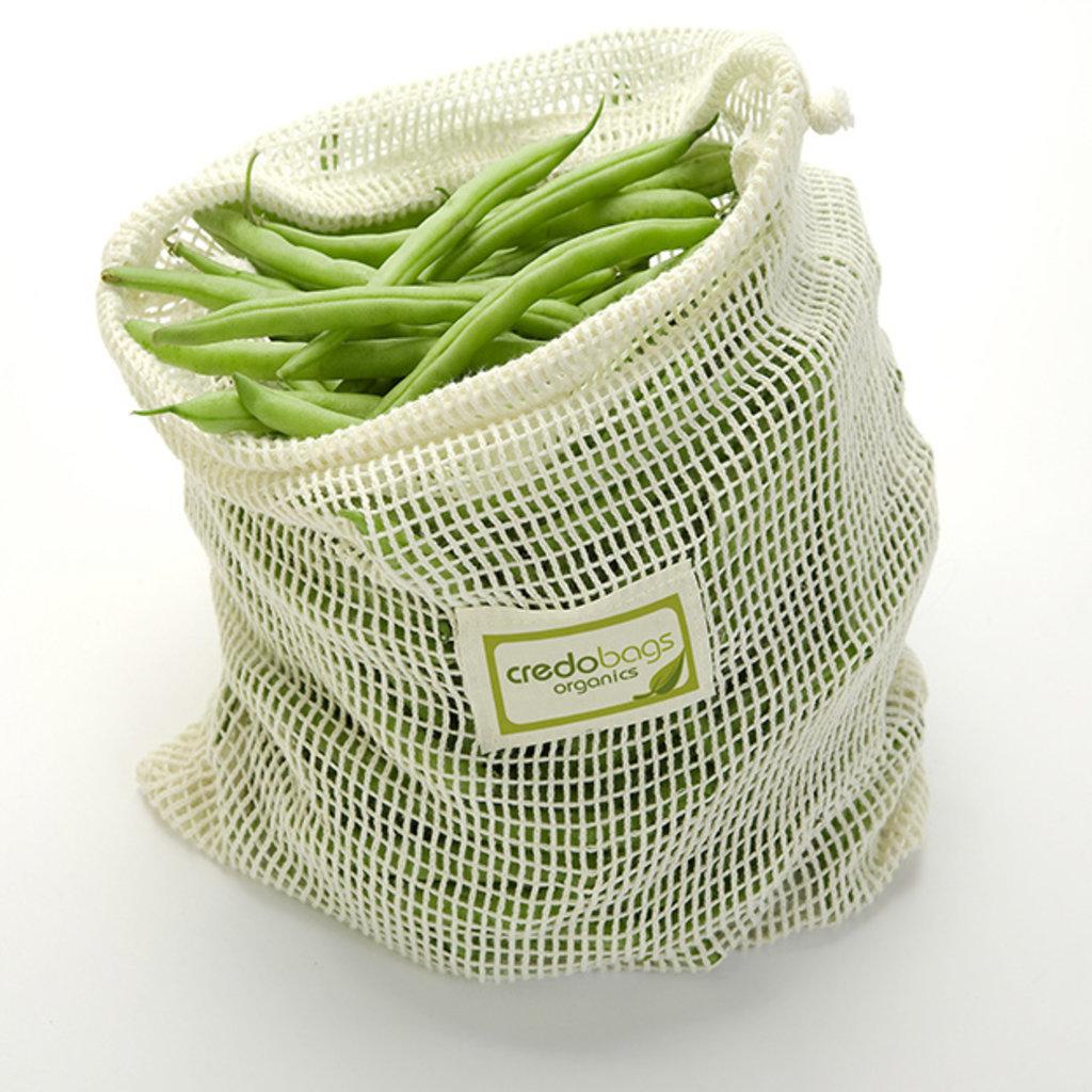 Credobags Sac filet à fruits et legumes CredoBags - Moyen