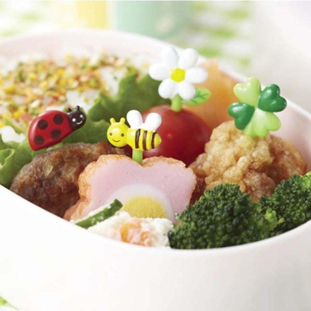 Torune Torune - Honey and Flower Food Picks