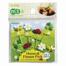 Torune Torune - Honey and Flower Food Picks